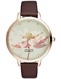 Reloj mujer Charlotte rafaelli (acero Floral 38 mm crf009