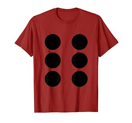 Marienkäfer Niedliche Kostüm - Niedliches billiges Marienkäfer-Kostüm-T-Shirt