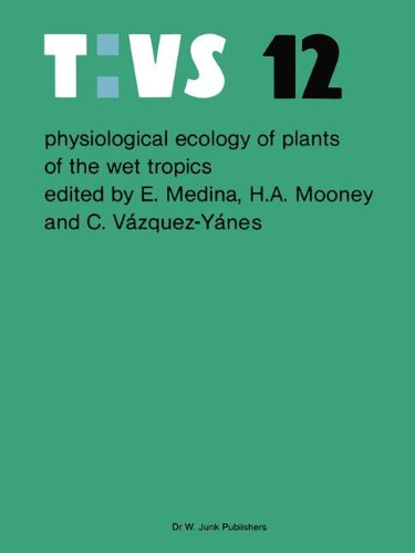 Price comparison product image Physiological Ecology of Plants of the Wet Tropics: Proceedings of an International Symposium Held in Oxatepec and Los Tuxtlas,  Mexico,  June 29 to July 6,  1983 (Tasks for Vegetation Science)