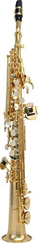 Steinbach BB Sopran Saxophon gold matt