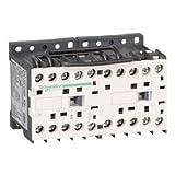 Schneider LC2K0910P72 Wendeschütz TeSys LC2-K, 3p, 3 440 V 9A, Spule 230 V AC