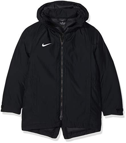 Nike Kinder Dry Academy18 Football Jacket, Black/White, XS (Winter Kinder Jacke Nike)