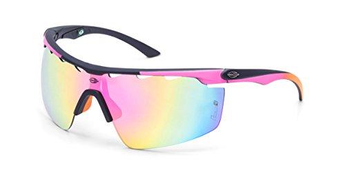 Preisvergleich Produktbild Sport sonnenbrille Athlon IV Mormaii rosa und schwarz