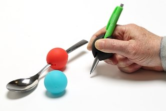 Scopri offerta per Vitility ad156293épaississeur di penna o posate gripoballs 3pezzi