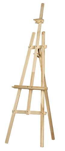 STUDIO EASEL (1800MM HIGH)  DISPLAY - PINE WOOD