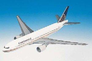 Executive Series Display Models Continental 777-200 1/200 - Executive-display