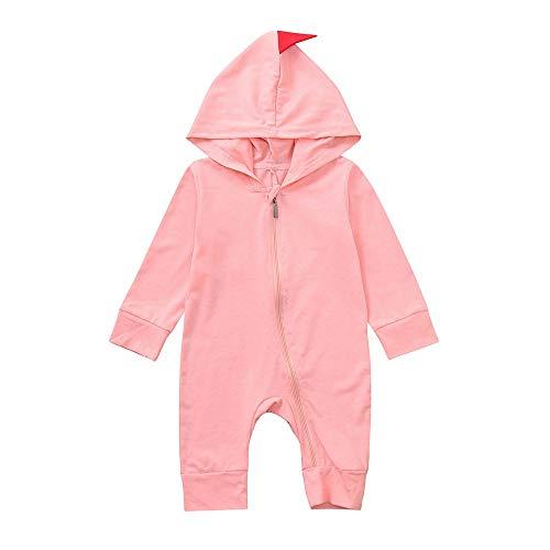 Modaworld Neugeborenes Baby Jungen Mädchen Winter warm Kapuzenpullover -