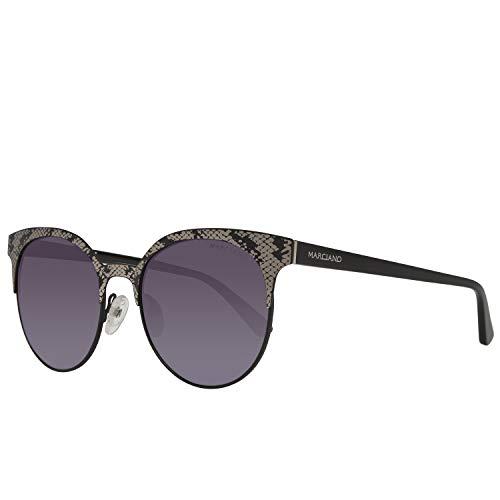 Guess MARCIANO Damen GM0773-5202B Sonnenbrille, Schwarz (Black), 52