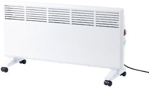 Sichler Haushaltsgeräte Heizkonvektor: Mobiler Konvektor-Heizkörper mit Rollen, 1900 W (Konvektor Heizungen)