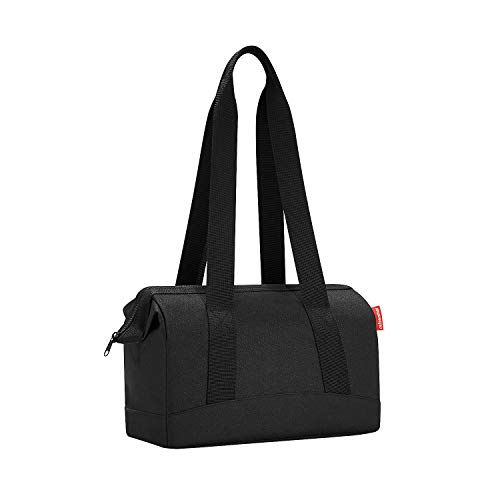 reisenthel Mr7003 Borsa Messenger, 35 cm, 8 Litri, Nero