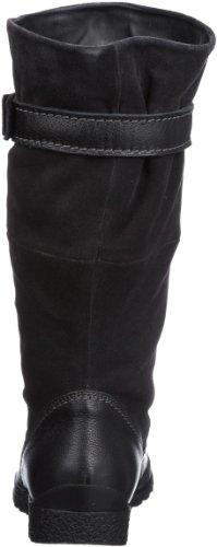 Think Koehsa 89098 Damen Fashion Stiefel Schwarz (sz hydro 01)