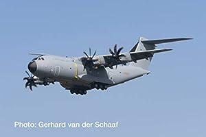 Herpa 533348 Spanish Air Force Airbus A400M Atlas Wings/avión para coleccionar