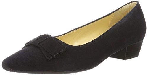 Gabor Shoes Damen Fashion Pumps, Blau (Pazifik 16), 38.5 EU