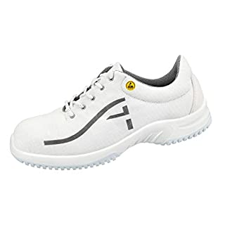 ABEBA ESD 36736 Work Shoes Uni 6 Low Shoe Sporty with ESD Labelling