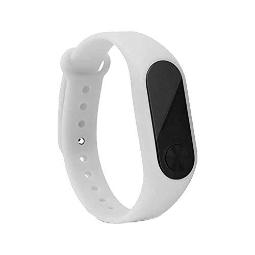 Uemaker Fitness Armband, Fitness Tracker mit Pulsmesser Wasserdicht IP67 Farbbildschirm Aktivitätstracker Pulsuhren Fitness Armband Uhr Schrittzähler Smartwatch für Kinder Frauen Männer
