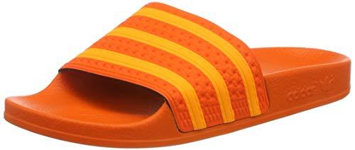 adidas Damen Adilette W Aqua Schuhe, Mehrfarbig (Orange/Flash Orange/Orange Ee6186), 38 EU