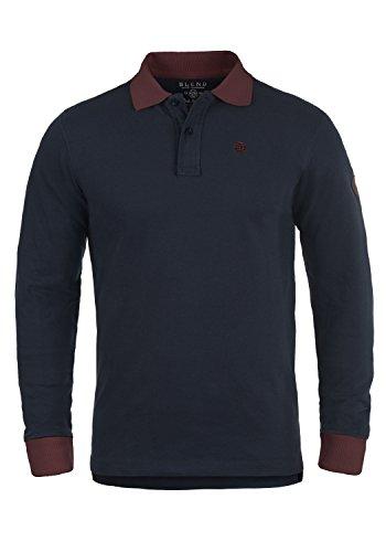 BLEND Ralle - Camiseta Polo para Hombre