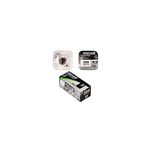 Maxell SR 927 W 399 Silberoxid Mikrobatterien