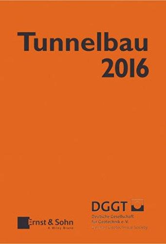 Taschenbuch für den Tunnelbau 2016 (Taschenbuch Tunnelbau)