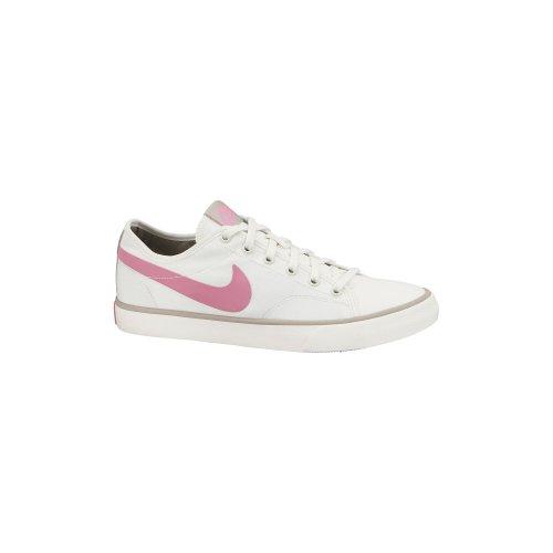Nike Primo Court White 631635 101 METRO GREY/RAVE PINK