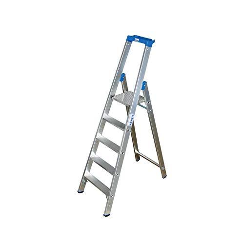 KRAUSE 124524 Stufen-Stehleiter 5 Stu.