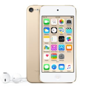 Apple iPod touch 32GB (6th Gen) - Gold (MKHT2HN/A)