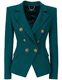 Amazon.it  elisabetta franchi - 40   Giacche e cappotti   Donna ... 11ebad0462db