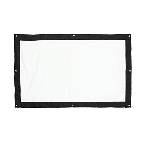 Used, Tangxi Projector Screen, 60-150 inch16:9 HD Foldable for sale  Delivered anywhere in UK