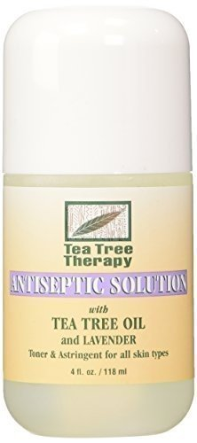 2% Tea Tree Oil and Lavender Toner - 4 oz ( Multi-Pack) by TEA TREE THERAPY