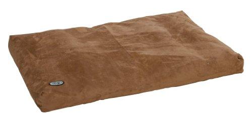 Buster Hundebett aus Memory Foam-Schaumstoff 100 x 70 cm Camel
