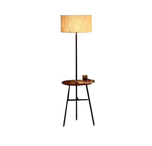 Xiao Yun ☞ Amerikanischen Stehleuchte Nordeuropa Wohnzimmer Schlafzimmer Einfache und Moderne Sofa Couchtisch Licht E27 * 1 Fußschalter (Farbe: # 3) ☜ - 3-licht-runde Baldachin