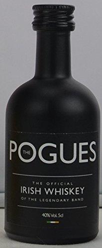 The Pogues Irish Whiskey Miniatur 0,05 l