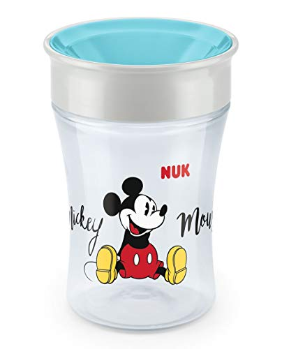 Nuk 10255403 Magic Cup Mickey Mouse, 230 Ml, 8+ Mesi