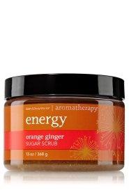 Bath-Body-Works-Aromatherapy-Energy-Orange-Ginger-Sugar-Scrub-13-fl-oz-by-Bath-Body-Works