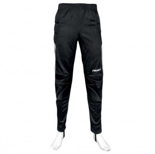 Pantaloni Portiere Calcio JUNIOR Reusch Match Pant Protezioni Fianchi e Ginocchia (L Junior - 153/164 cm)