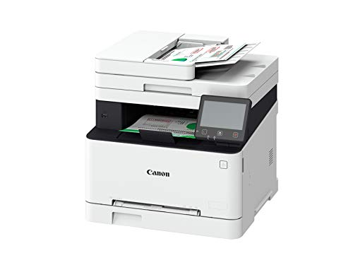 Canon i-SENSYS MF643Cdw Laser 21 ppm 1200 x 1200 DPI A4 WiFi - Multifonctions (Laser, Impression...