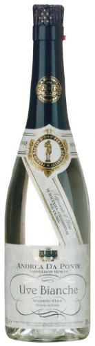 Andrea da Ponte Uve Bianche di Malvasia e Grappa Chardonnay - 700 ml