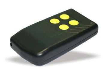 TRASMETTITORE 4 CH CON HCS - Trasmettitore palmare RF a codice dinamico e risuonatore SAW a quattro canali