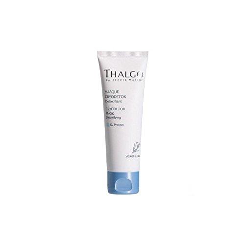 Thalgo Cryodetox Oxygen Mask (50ml) (Pack de 2)