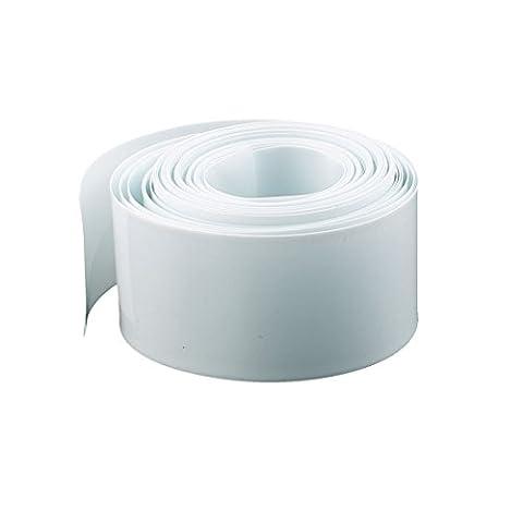 Sourcingmap® 16mm Longueur 18,5mm Dia PVC Gaine thermorétractable Batterie de