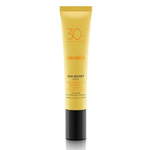 sensilis Sun Secret Contour des yeux et lèvres SPF30 – 15 ML