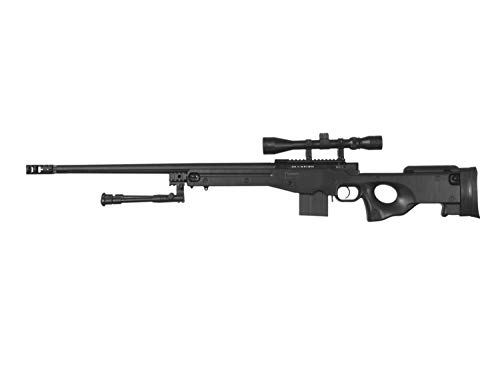 Well MB4402 Upgrade Airsoft Sniper Rifle, mit Metall Internals -Roedale Deluxe Edition- < 0,5 J.