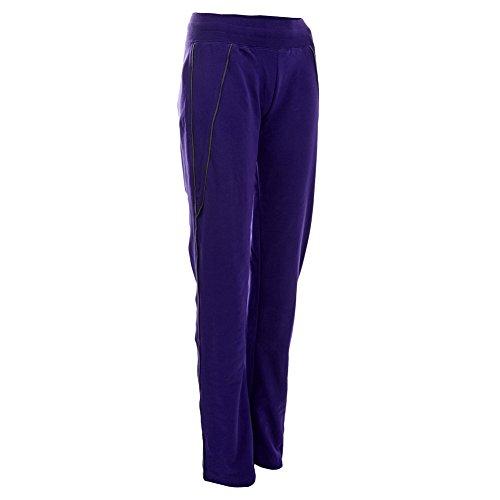 Fila Donna Kick Flare Pantaloni Di Fitness - lilla, XL