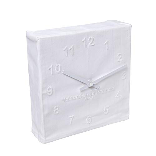 Maison Martin Margiela-die Uhr, Bestickt, Baumwolle, Design-Ligne13 MMM