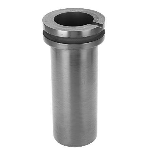 1kg / 2kg / 3kg Gran pureza Grafito Crisol Metal Fusión