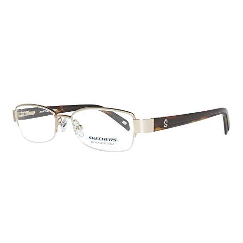 Skechers Brille 2084 SGLD Damen