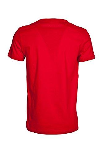 Lacoste Herren T-Shirt TH2038 - 00 Red 240