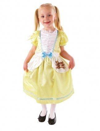 Goldlöckchen Kostüm Kinder Gr. 104