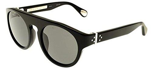 linda-farrow-ann-demeulemeester-10-black-925-silver-rechteckig-acetat-damenbrillen-black-925-silver-