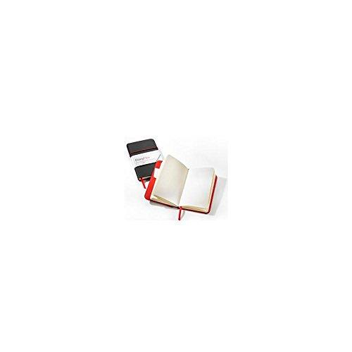 DiaryFlex Notizbuch liniert, 100g/m² 11,5x19cm, 80 Blatt/160 Seiten
